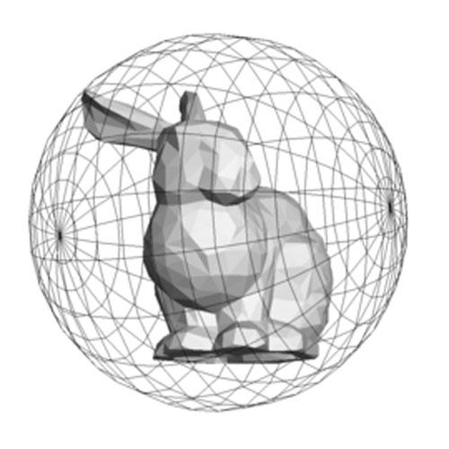 Modelleri Sınırlandıran Kürelerin Hesaplanması