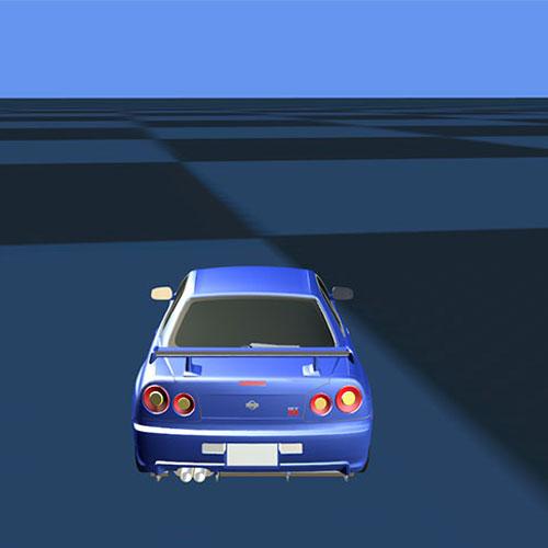 İlk Oyun – Araba Gezintisi